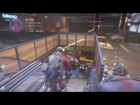 The Division game play dark zone