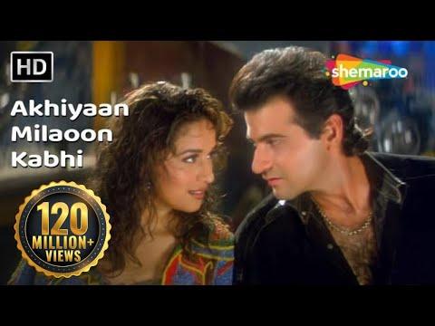 Akhiyaan Milaoon Kabhi - Raja Songs -...