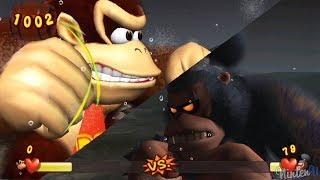 Donkey Kong Jungle Beat (Wii) - 100% Walkthrough - Part 15 Durian Kingdom