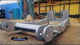 Mecanizacion del soporte de un cilindro hidraulico (Machining process