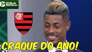 """""""Consegui dar a VOLTA POR CIMA"""", diz Bruno Henrique   16º Troféu Mesa Redonda"""