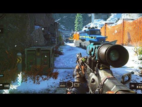 BLACK OPS 4 Sniping Gameplay (CoD BO4 Multiplayer) - OpTic Spratt