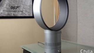 Dyson Air Multiplier Bladeless Fan Review