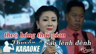 Karaoke Mong Chờ (Tone Nữ) - Thúy Hà | Nhạc Vàng Bolero Karaoke