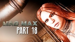 Mad Max Walkthrough Part 18 - DEATH RACE - Mad Max 60fps Gameplay