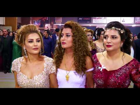 Imad Selim 2017 - Abdala & Schamsa - Kurdisch Wedding - 21.01.2017 -  part 3 -  by Evin Video