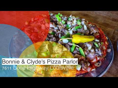 Pizza Review Of Bonnie & Clyde's Pizza Parlor. The BEST Pizza In Louisville.