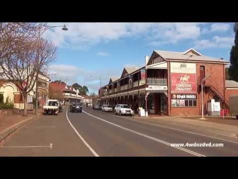 Bridgetown Western Australia 2014
