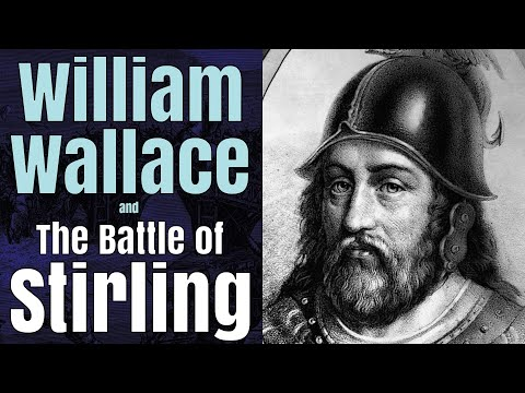 William Wallace and the Battle of Stirling Bridge, 1297