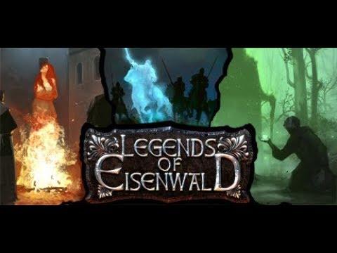 Обзор игры: Legends Of Eisenwald (2015) (Легенды Эйзенвальд).
