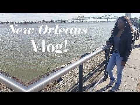 AlanaKTV| New Orleans Vlog