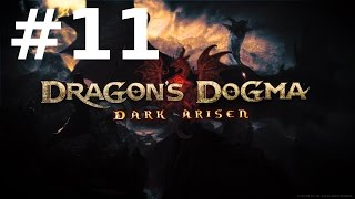 Dragon's Dogma: Dark Arisen PC #11 - An Uninvited Guest ● Поимка Вора в Кассардисе