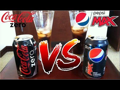 Coke Zero VS Pepsi Max Review