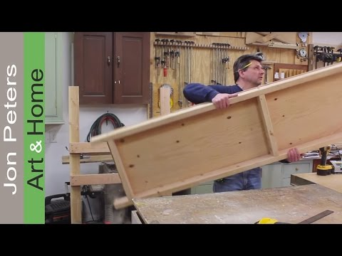 Build a Simple Plywood & 2 x 4 Scaffold
