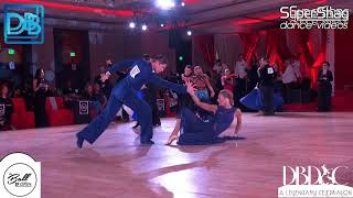 Part 6! Approach the Bar with DanceBeat! SF Open 2018! Pro Smooth! Nick Cheremukin and Vika Viktorij