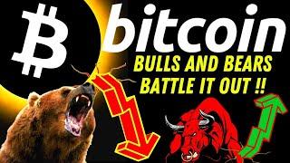 LAST WARNING FOR ALL BITCOIN BULLS!!!!!  TA Crypto price prediction, analysis, news, trading, charts