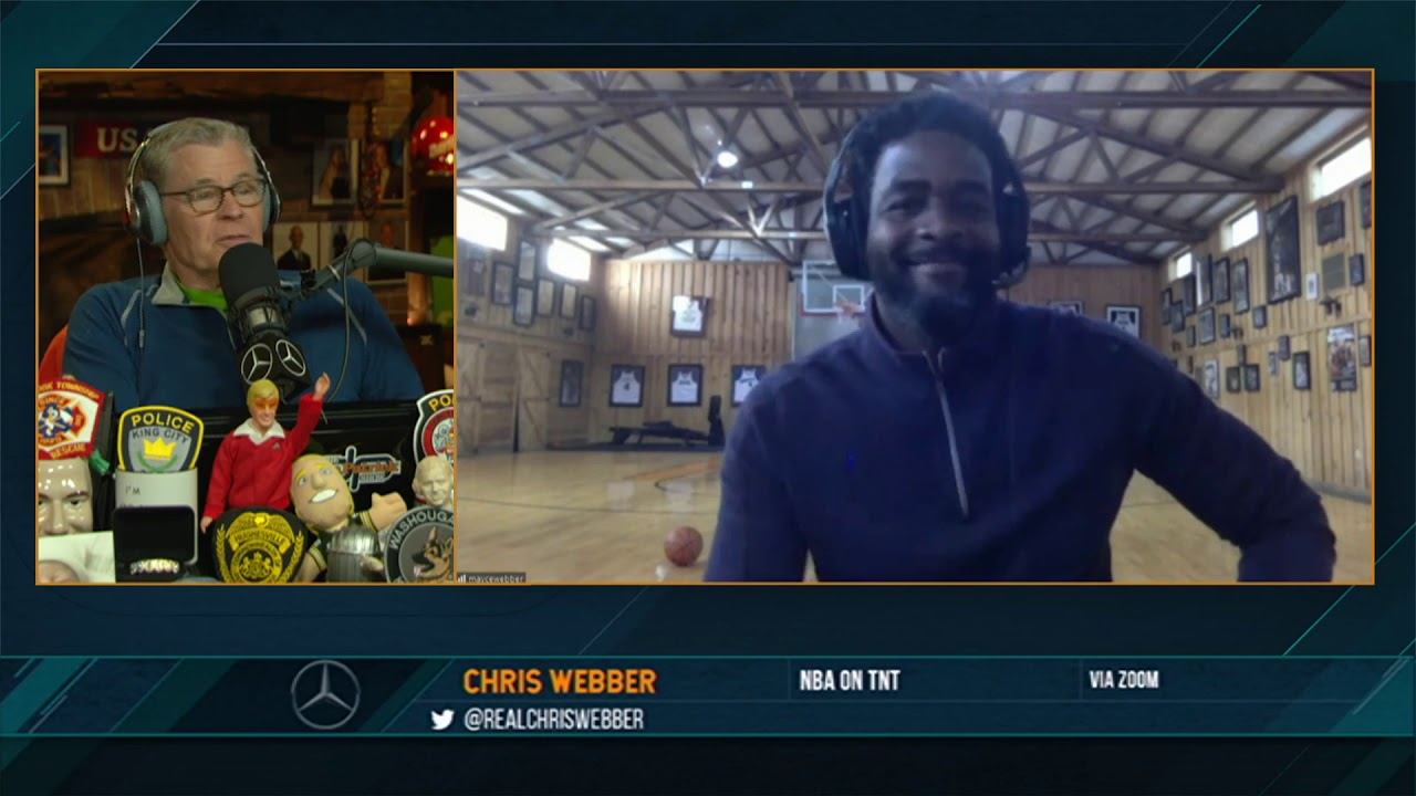 Chris Webber on the Dan Patrick Show (Full Interview) 05/22/20