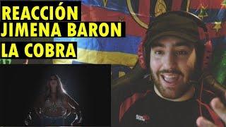 j mena - La Cobra  (REACCIÓN)