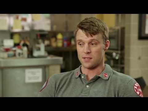 CHICAGO FIRE 5X08 ONE HUNDRED EPISODE Jesse Spencer Interview