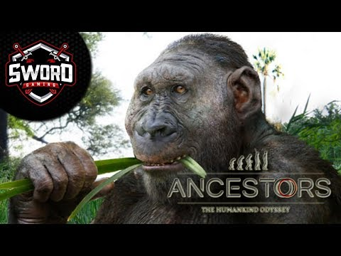 Bitti  I  Ancestors the Humankind Odyssey  #24 Final |