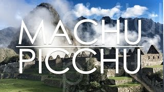 Machu Picchu City in the Sky in a Timelapse, Peru