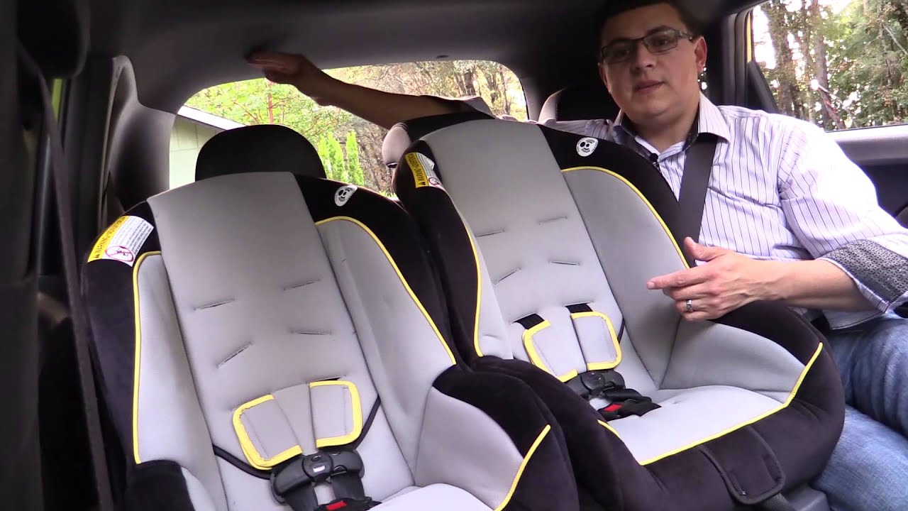 2014 2015 Kia Soul Child Seat Review Youtube