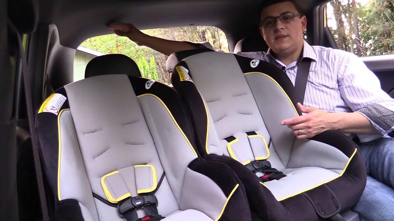 2014/2015 Kia Soul Child Seat Review - YouTube