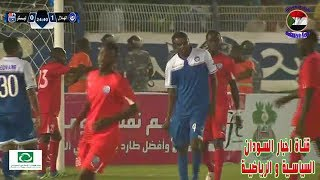 اهداف مباراة الهلال و ليسكر الليبيري 3-0 كاملة + ملخص دوري ابطال افريقيا 2018
