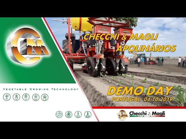 DEMO DAY CHECCHI & MAGLI - APOLINÁRIOS (PORTUGAL)