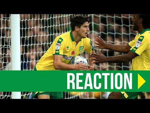 Norwich City 1-2  Derby County: Timm Klose Reaction
