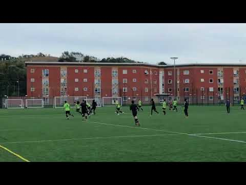 FootballScuola vs North London Football Academy 1st Half