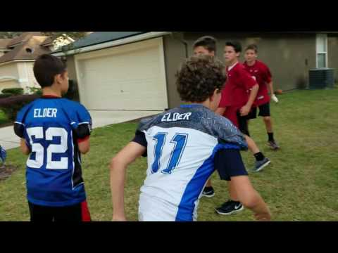 Tackle Football Without Pads 2