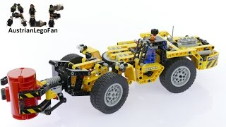 Lego Technic 42049 Mine Loader - Lego Speed Build Review