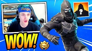 NINJA REACTS TO *NEW* ROAD TRIP SKIN! *EPIC* Fortnite FUNNY & SAVAGE Moments