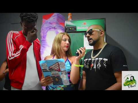 Official interview with Sean Paul (ft. Chi Ching Ching) for Gege Vibes