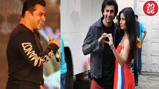 Salman Khan Confirms His Relationship | Ranbir Calls Katrina Never Working With Him A Joke