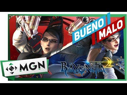 BAYONETTA 1 & 2 (SWITCH): LO BUENO Y LO MALO (Análisis y reseña) | MGN