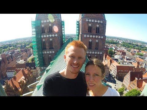 Gewölbeführung St. Marien Lübeck [GoPro]