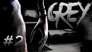 Horror Mod: Grey - #2 - Ночь, гроза, стальные яйца