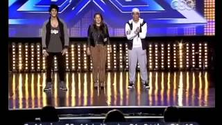 تجارب الأدء لفريق Young Pharos مصـــر إكس فاكتور _ The X Factor Arabia