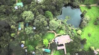 Rafiki Safari Lodge DJI S800 flight