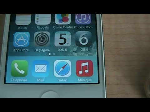 Untethered Triple Boot iOS 7.1.2, 6.1.3 and 5.1.1 on iPhone 4 (N90AP)
