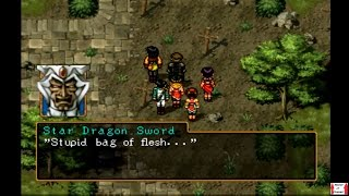 Suikoden 2 Walkthrough Part 19 - Hunting A Vampire