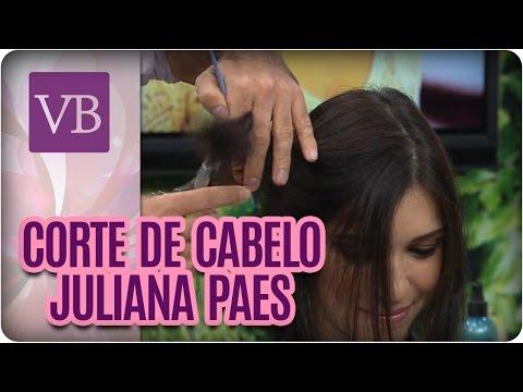 Corte de cabelo do momento: Juliana Paes  - Você Bonita (27/07/16)