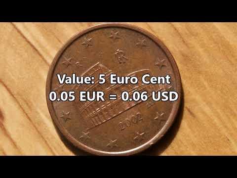 5 Euro Cent 2002 Italy