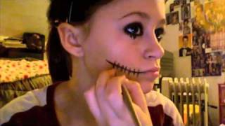 Knives and Pens Andy Sixx Makeup Tutorial