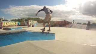 Skatepark de la Plage Bleue, Valenton