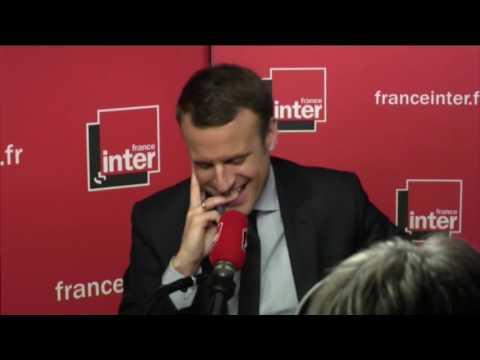 Pénélope et Emmanuel - Le meilleur de l'humour d'Inter du 03/02/2017
