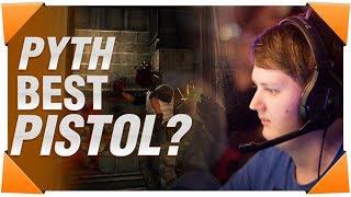 CS:GO - PYTH Best Pistol Action of FACEIT League yet?