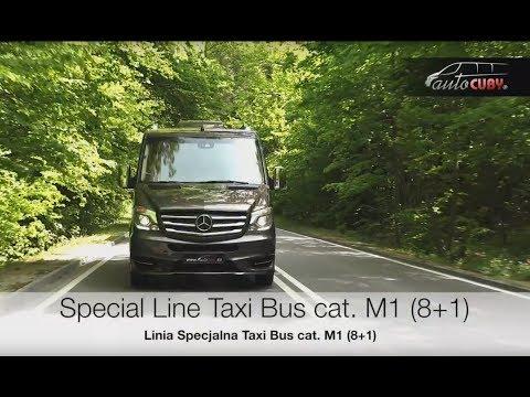 Sprinter CUBY SpecialLine TaxiBus Cat. M1